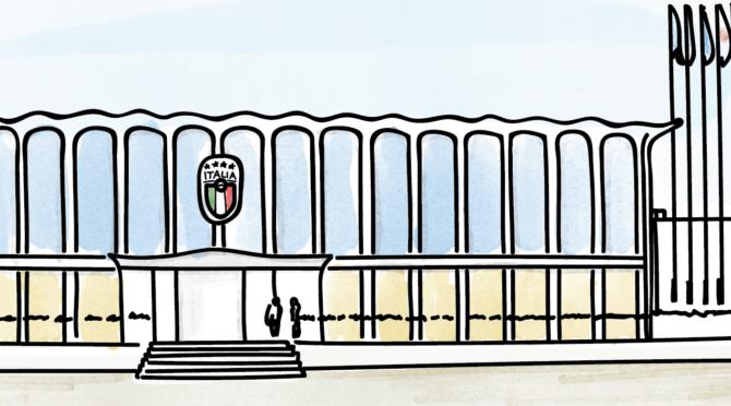 Coverciano, prosa e poesia del calcio: il documentario di Intoscana
