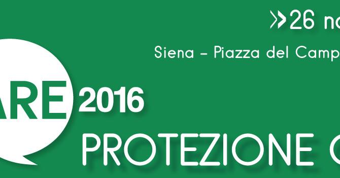 Dire e Fare: a Siena protagonista la protezione civile