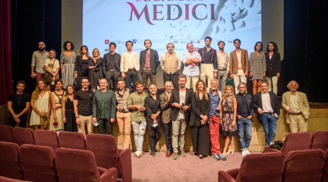"Ville e giardini medicei della Toscana protagonisti de ""L'Ultima de' Medici"""