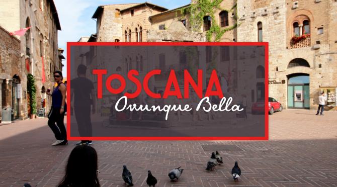 Toscana Ovunque Bella, ogni Comune cinque storie!