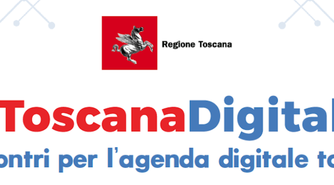 #ToscanaDigitale: un tour in 10 tappe verso il futuro