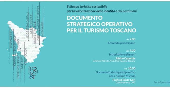 Destinazione Toscana 2020: strategie di promozione turistica